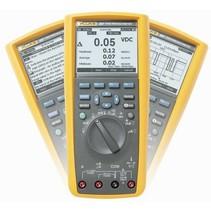 Digitale multimeter FLUKE 287/EUR TRMS AC+DC 50 000 Cijfers 1000 VAC 1000 VDC 10 ADC