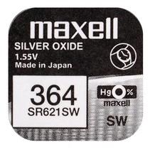 SR621SW horloge batterij 364 Maxell