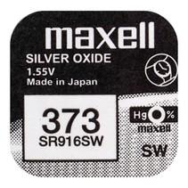 SR916SW Horloge Batterij 373 Maxell