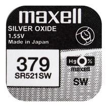 SR521SW Horloge batterij 379 Maxell