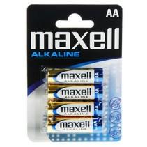 Penlite 4 x AA Alkaline Maxell