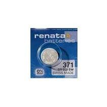 SR920SW  Horloge batterij 371 Renata