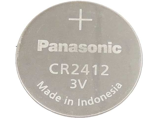 CR2412 Lithium knoopcel batterij