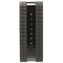 Bluetooth-Speaker 2.0 Explorer 12 W Ingebouwde Microfoon Zwart/Blauw