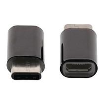 USB 2.0-Adapter USB-C Male - USB Micro-B Female Zwart