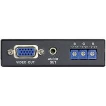 VGA / Audio Cat5 Ontvanger 300 m