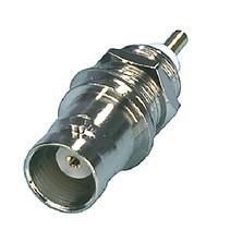Verloopstekker CCTV-Security BNC 7 mm Female Zilver