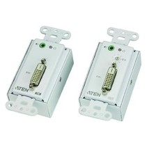 DVI / Audio Cat5 Extender 60 m