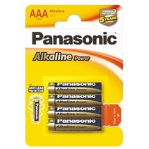 Mini Penlite 4 x AAA Alkaline Power