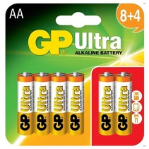 AA Penlite Ultra alkaline blister 12