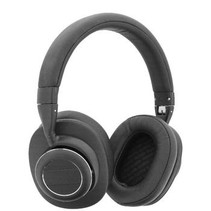 Headset Bluetooth / ANC (Active Noise Cancelling) Over-Ear Ingebouwde Microfoon 1.2 m Zwart/Zilver