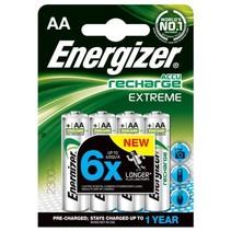 AA Oplaadbare penlite batterijen 2300mAh 4 stuks