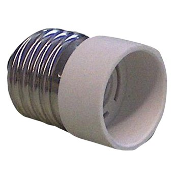 Alpha Elettronica Lamp Adapter E14 naar E27