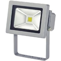 LED Floodlight 10 W 700 lm Grijs