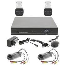 CCTV-Set HDD 1 TB - 2x Camera