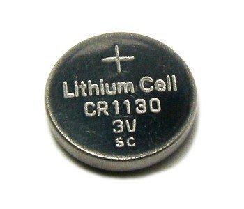 CR1130 lithium knoopel batterij