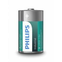 D - LR20 10 stuks Philips Industrial