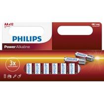 12 x Penlite AA Power Alkaline