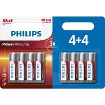 8 x Penlite AA Power Alkaline