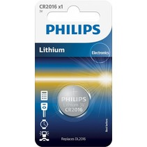 CR2016 Lithium knoopcel