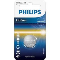 CR2032 Lithium knoopcel Philips