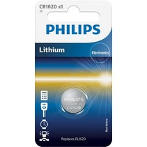 CR1620 Lithium Knoopcel batterij