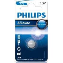 LR44 Knoopcel batterij Philips