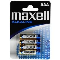 4 stuks AAA Mini Penlite Alkaline