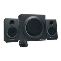Speaker 3.5 mm RCA 40 W Zwart