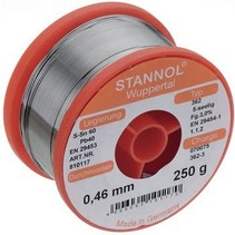 Tin Sn60/Pb40 500 g 0.70 mm
