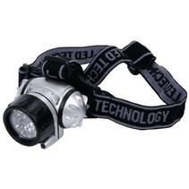 Hoofdlamp 20 LED Zilver / Zwart