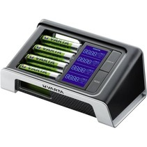 LCD Ultra Fast charger 57675 Varta