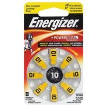 hoortoestel batterijen Typ 10 Geel Energizer