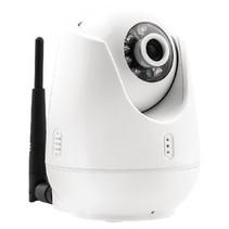 HD Pan-Tilt IP-Camera Binnen 720P Wit