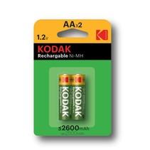 Kodak AA 2600mAh Oplaadbare batterijen