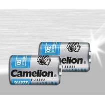 CR2 Lithium batterij 3V  Camelion