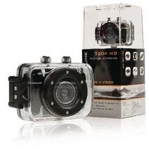 """HD Action Cam 720p 2"""" Touchscreen Zwart"""