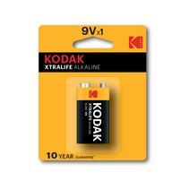 Kodak 9 Volt Alkaline batterij