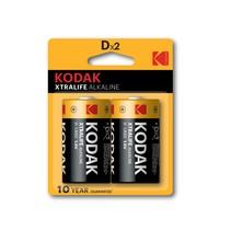 Kodak D XtraLife batterijen 2 stuks
