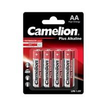 Camelion LR06 AA batterij (penlite) Plus Alkaline 4 stuks