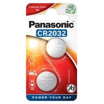 CR2032 Lithium knoopcel batterijen  2 stuks
