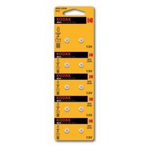 AG5 LR48 Alkaline batterijen 10 stuks Kodak