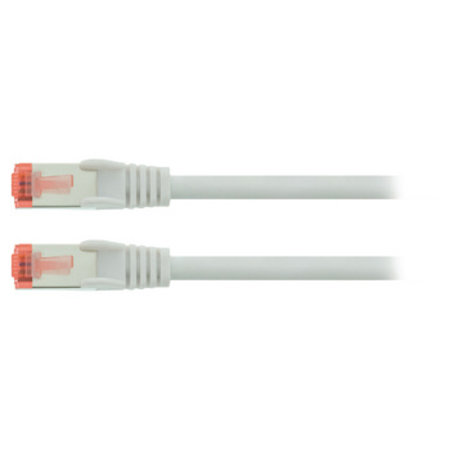 Valueline CAT6 S/FTP Netwerkkabel RJ45 (8/8) Male - RJ45 (8/8) Male 7.50 m Wit