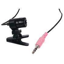 Bedrade Microfoon 3.5 mm Zwart