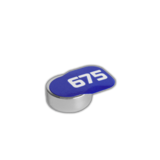 675 Blauw
