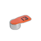 13 Oranje