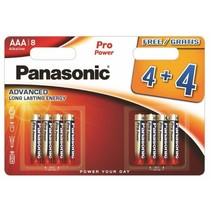 AAA Mini penlite 8 x batterijen Pro Power