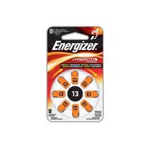 8 x hoortoestel batterijen 13 Oranje Energizer