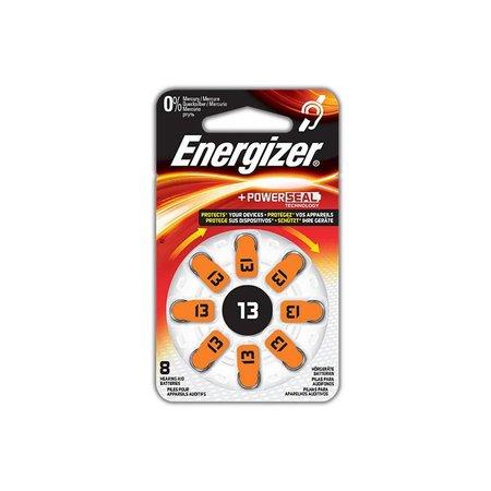 Energizer 8 x hoortoestel batterijen 13 Oranje Energizer
