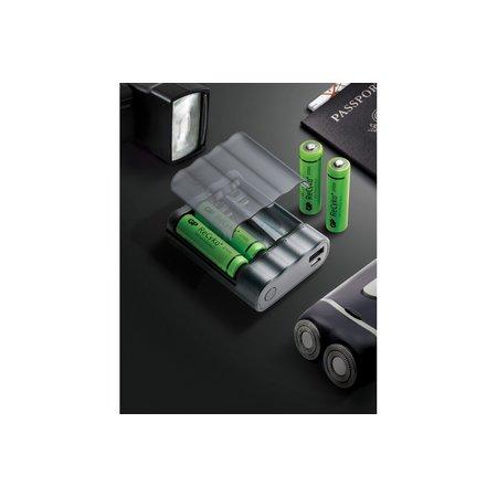 GP Batterijlader en Powerbank GP X411